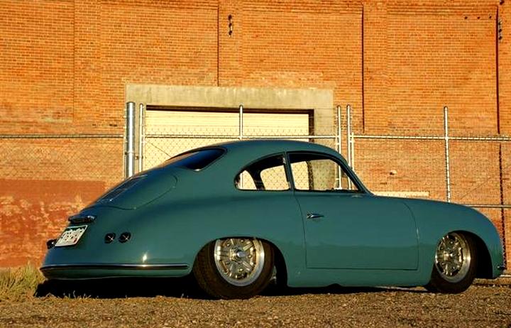 Porsche 356 Outlaw. Outlaw Porsche 356