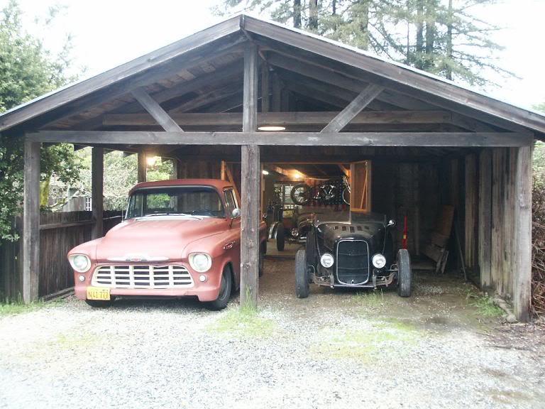 vintage garage 1