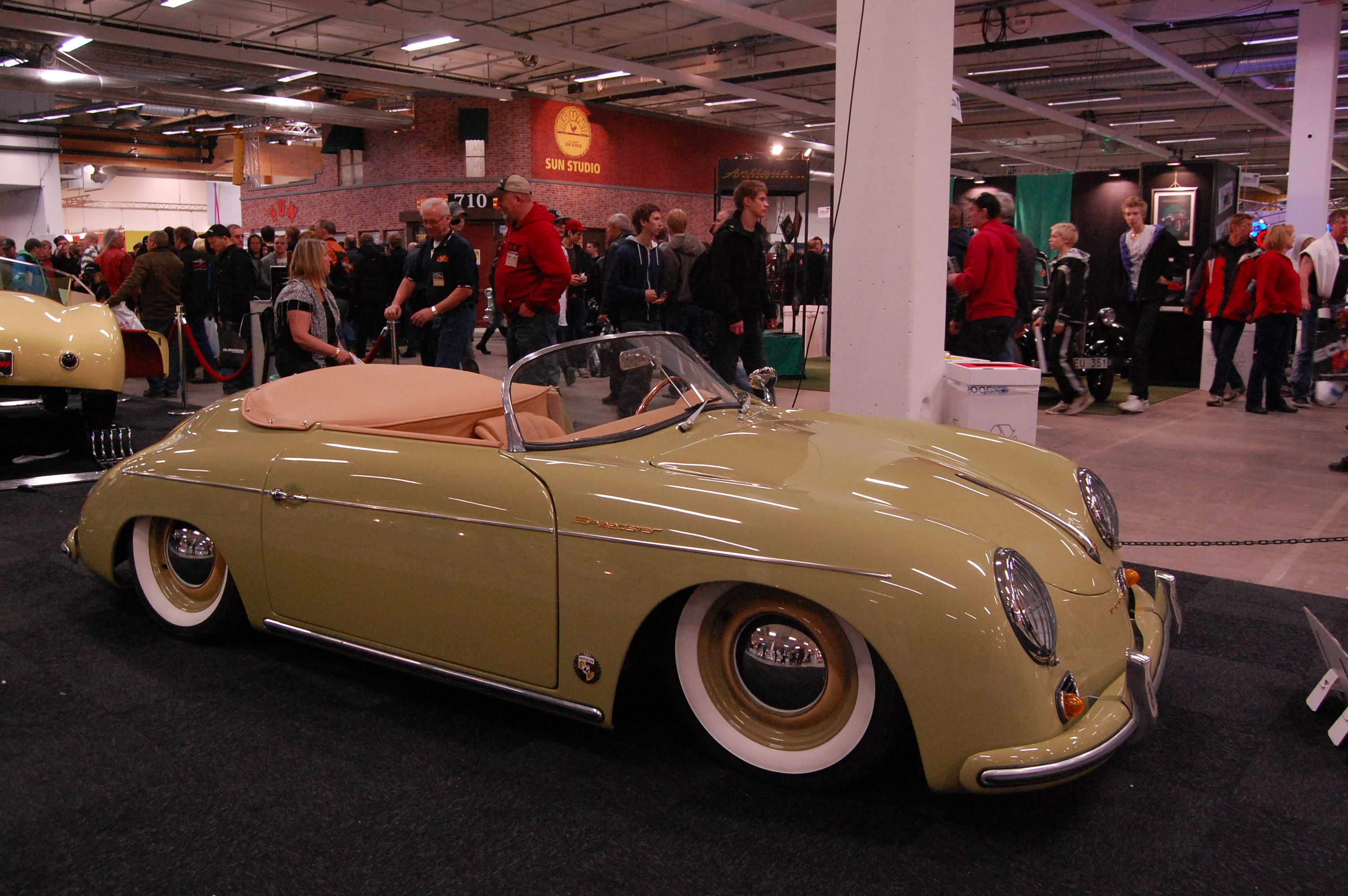 Your Daily Car Fix Badass 356 Speedster